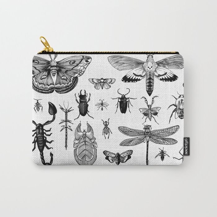 Bug Board Carry-All Pouch