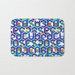 Cubed Balance Bath Mat