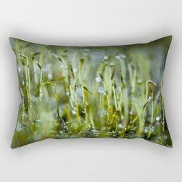 dewy morning Rectangular Pillow