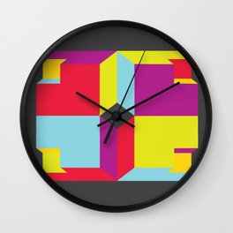 Cubey Wall Clock