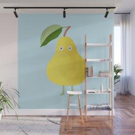 Pera - Pear Wall Mural
