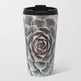 Succulent burst Travel Mug