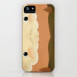 John McCloud iPhone Case