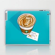 Trumpkin Spice Latte Laptop & iPad Skin