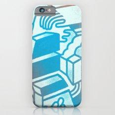Building Blocks Slim Case iPhone 6s