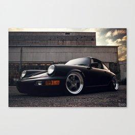 Porsche 964 Canvas Print