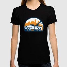 Vintage Tow Truck Wrecker Retro T-shirt