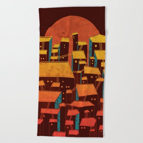 Urbano Beach Towel