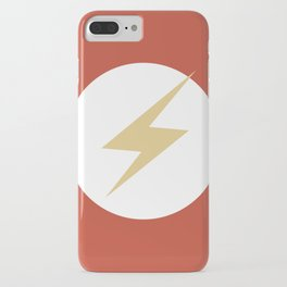 The Flash Vector Logo iPhone Case