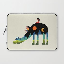 Up And Down Laptop Sleeve