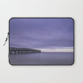Moody Days of Winter III Laptop Sleeve