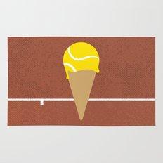 Tennis Ice Cream Rug