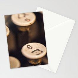 Key Board Stationery Cards