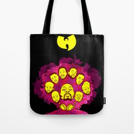 Wu-Tang Purple Haze Tote Bag