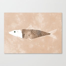 Fine Fish. Canvas Print