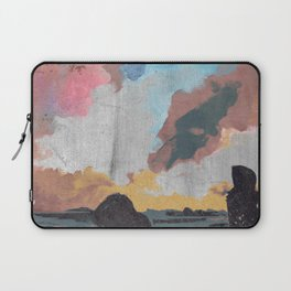 Autumn Sea Laptop Sleeve
