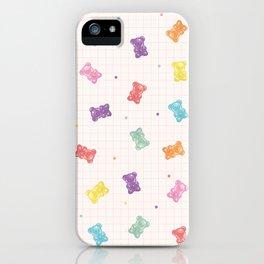 Gummy Bears iPhone Case