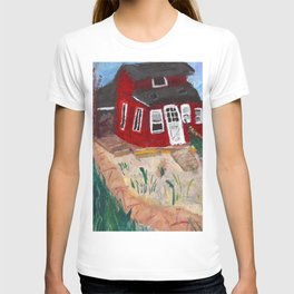 Little Red House T-shirt