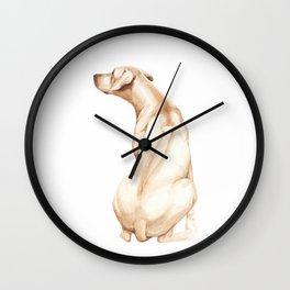 Ridgeback Wall Clock