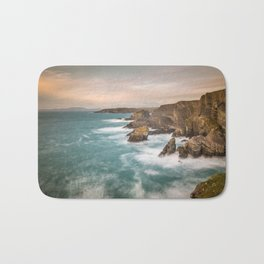 Mizen Head, Cork, Ireland Bath Mat