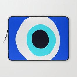 Evil Eye Talisman Lucky Charm Laptop Sleeve