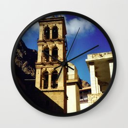Saint Catherine's Cathedral Wall Clock