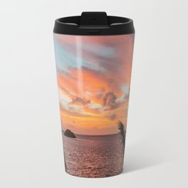 ISLAND SUNRISE Travel Mug