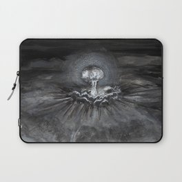 Twin Peaks - The birth of all evil Laptop Sleeve