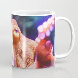 RAINBOW OCTOPUS Coffee Mug