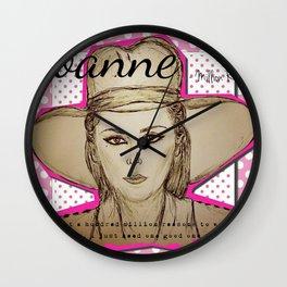 (Joanne - Million Reasons) - yks by ofs珊 Wall Clock