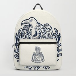 Nolite Te Bastardes Carborundorum_Crest Backpack