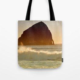 CAPE KIWANDA - OREGON - PACIFIC COAST Tote Bag