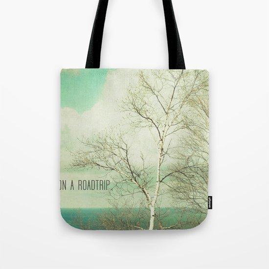 Let's Take a Roadtrip Tote Bag