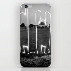 The Wave W/JMR1 iPhone & iPod Skin