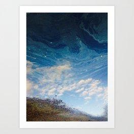 Mi Sky Art Print