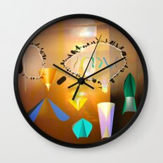 Ualnes Wall Clock