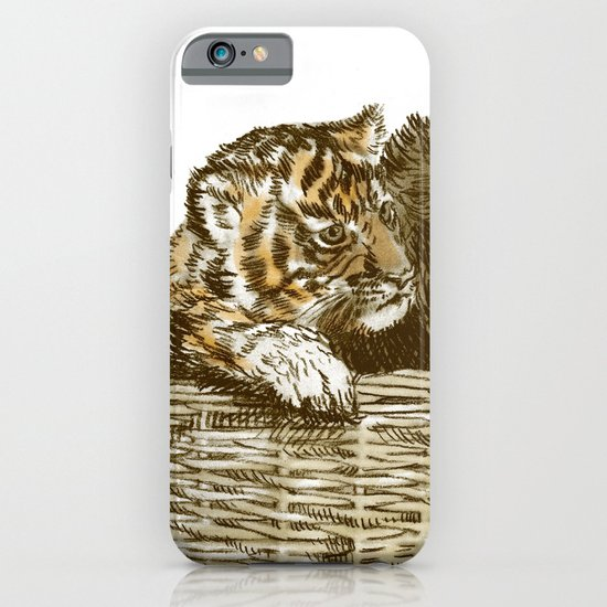 Lions and Tigers and Bears iPhone & iPod Case