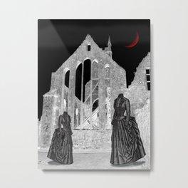 Hallowed Ground Metal Print