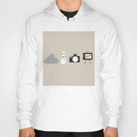 rocky horror picture show Hoodies featuring Rocky Horror Picture Show Picture Show by karebear0025