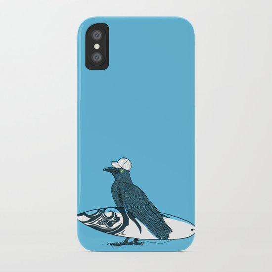 Birdwatch iPhone Case