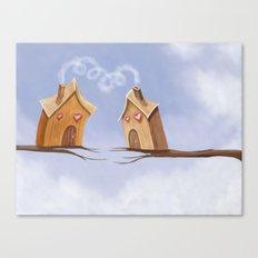 Unreachable Love Canvas Print