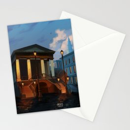 Charleston City Market Stationery Cards