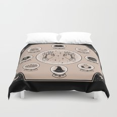 Witch Accessories Duvet Cover