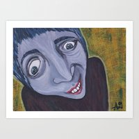 home alone Art Prints featuring Home Alone by Practicing Voodoo