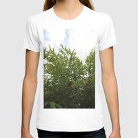 bamboo T-shirts featuring Bamboo by Falko Follert Art-FF77