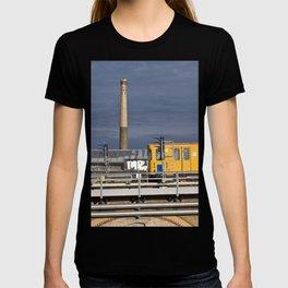 Yellow Train - Berlin T-shirt