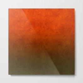 """""""Sabana Sunset Light"""" Metal Print"""
