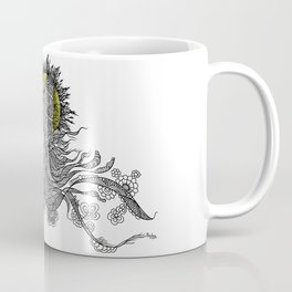 Shiva Moon Coffee Mug
