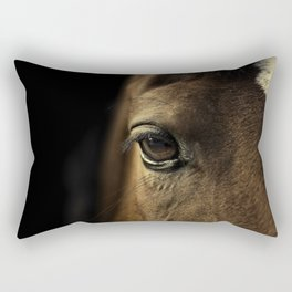 horse Rectangular Pillow