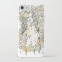 blossom iPhone & iPod Cases featuring //blossom// by Cassidy Rae Marietta